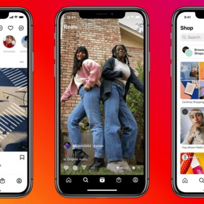 Instagram Adds New Features For Users Including Shop Tabs and Reels