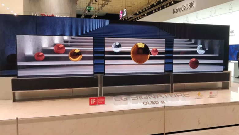 What You Need to Know About LG's Rollable 6.5-inch OLED TV