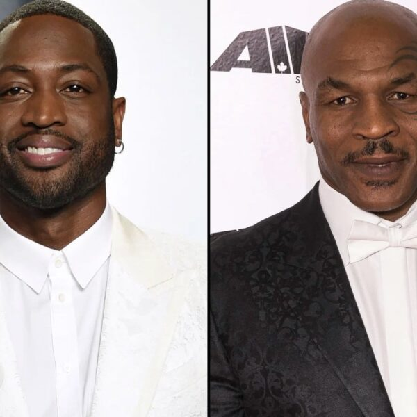 Dwyane Wade Thankful After Mike Tyson Defended His Child From Transphobic Comments