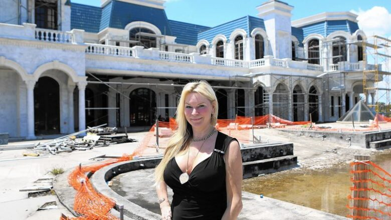 Jackie Siegel's Mansion is 18 Months Away From Completion After 16 Years of Construction