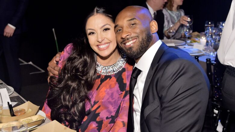 Wife of Late Kobe Bryant, Vanessa Bryant, Shares Heart-Melting Message About her Instant Love for Kobe