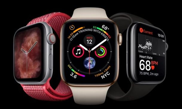 Demand for Apple Smart Watches Surge to All-time High as Holiday Season Kicks Off