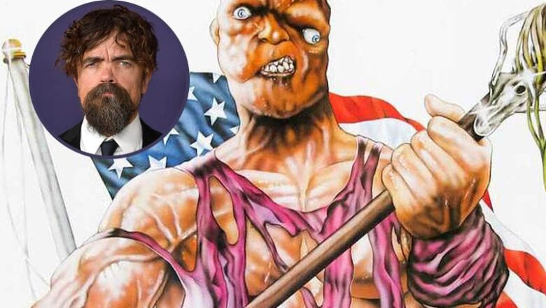 Game of Thrones Star Peter Dinklage Gets Another Major Role as the New Toxic Avenger Toxie